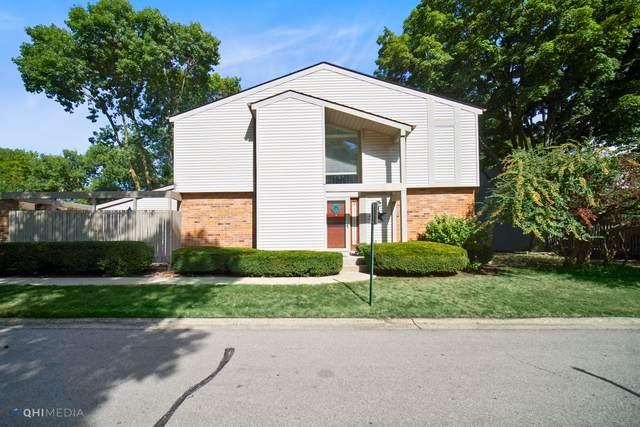 223 W Raleigh Place #605, Mount Prospect, IL 60056 (MLS #10845849) :: John Lyons Real Estate