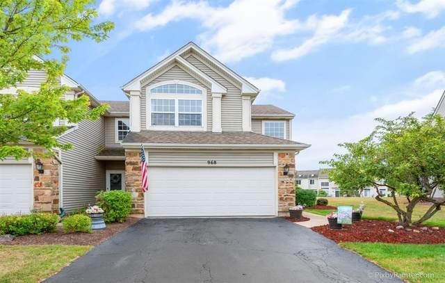 968 Mesa Drive, Lake In The Hills, IL 60156 (MLS #10845939) :: John Lyons Real Estate