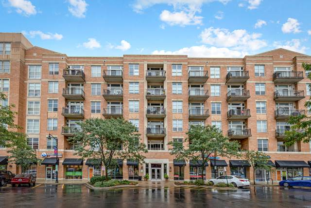 647 Metropolitan Way 404L, Des Plaines, IL 60016 (MLS #10845963) :: John Lyons Real Estate