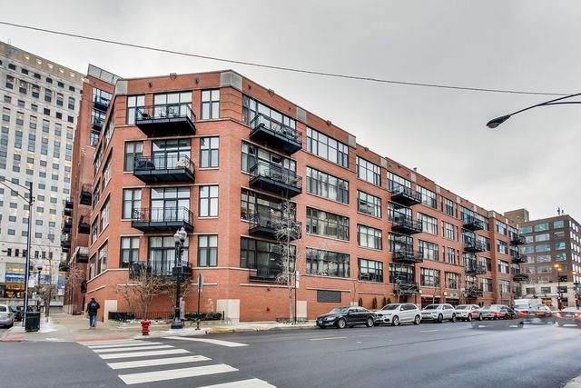 333 W Hubbard Street #610, Chicago, IL 60654 (MLS #10846020) :: Touchstone Group