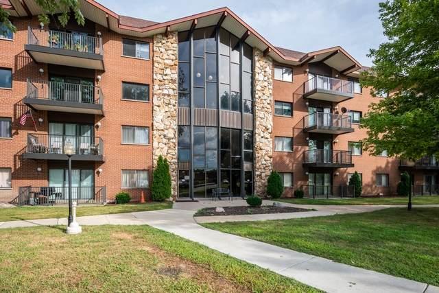 2301 183rd Street #410, Homewood, IL 60430 (MLS #10846099) :: John Lyons Real Estate