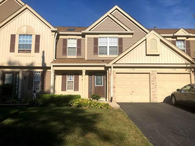 1522 Crab Tree Drive, Westmont, IL 60559 (MLS #10846168) :: John Lyons Real Estate