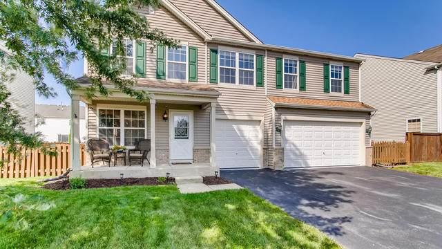 1813 Great Ridge Drive, Plainfield, IL 60586 (MLS #10846179) :: The Dena Furlow Team - Keller Williams Realty