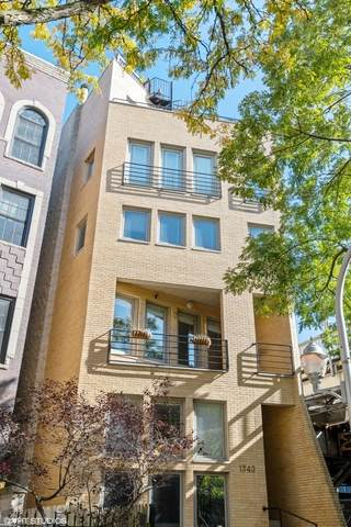 1543 N Hudson Avenue 3E, Chicago, IL 60610 (MLS #10846324) :: Property Consultants Realty