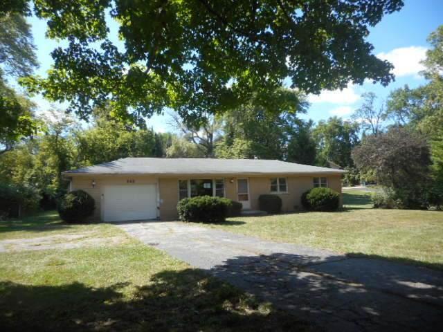 242 Ela Road, Inverness, IL 60067 (MLS #10846374) :: John Lyons Real Estate