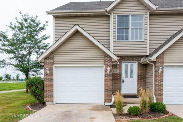 660 S Peace Road #1, Sycamore, IL 60178 (MLS #10846640) :: John Lyons Real Estate