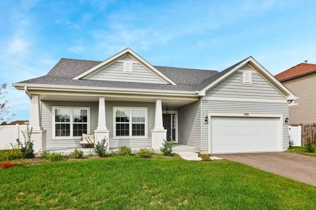 505 Settlement Drive, Maple Park, IL 60151 (MLS #10846762) :: Jacqui Miller Homes