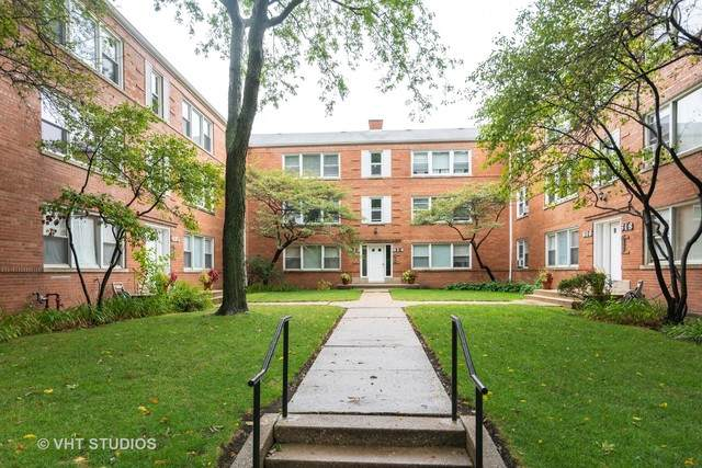 618 Oakton Street #1, Evanston, IL 60202 (MLS #10847323) :: The Wexler Group at Keller Williams Preferred Realty