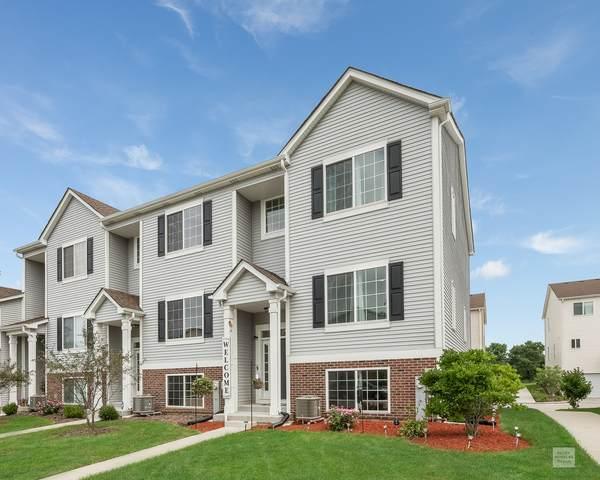 1476 Manning Avenue, Montgomery, IL 60538 (MLS #10847515) :: John Lyons Real Estate