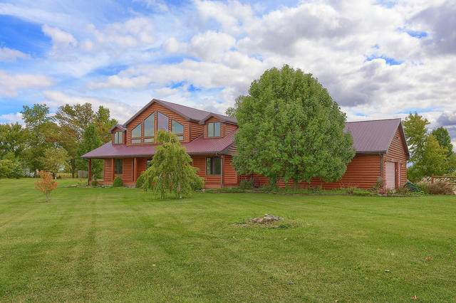 3296 Cr 500 E, Fisher, IL 61843 (MLS #10847602) :: Littlefield Group
