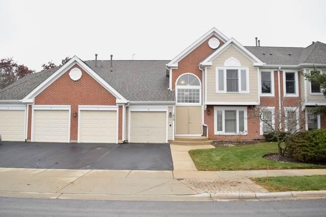 1870 Fox Run Drive C2, Elk Grove Village, IL 60007 (MLS #10847673) :: John Lyons Real Estate
