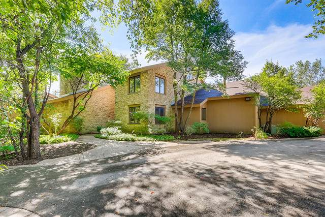 1 Fox Tail Court, Riverwoods, IL 60015 (MLS #10847682) :: John Lyons Real Estate