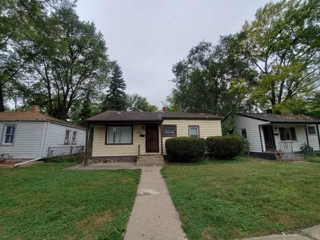15730 Paulina Street, Harvey, IL 60426 (MLS #10847699) :: John Lyons Real Estate
