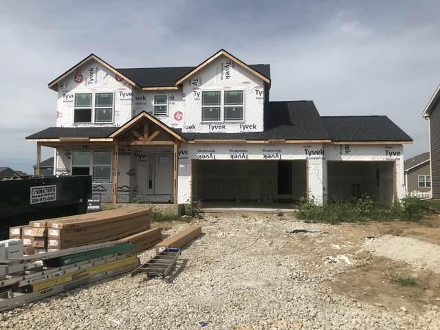 512 Isabella Drive, Mahomet, IL 61853 (MLS #10847750) :: Ryan Dallas Real Estate