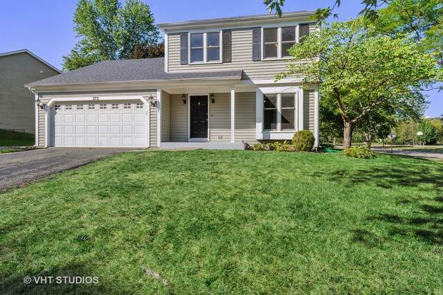 272 Yorkshire Drive, Fox River Grove, IL 60021 (MLS #10847793) :: Littlefield Group