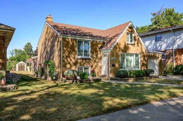 2312 S 3rd Avenue, North Riverside, IL 60546 (MLS #10847838) :: Angela Walker Homes Real Estate Group