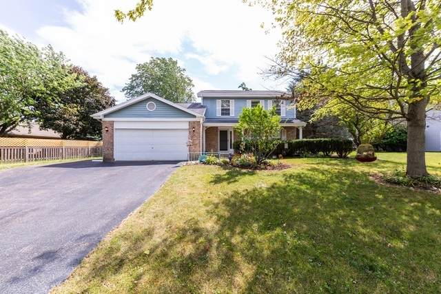 215 Country Lane, Algonquin, IL 60102 (MLS #10847917) :: John Lyons Real Estate
