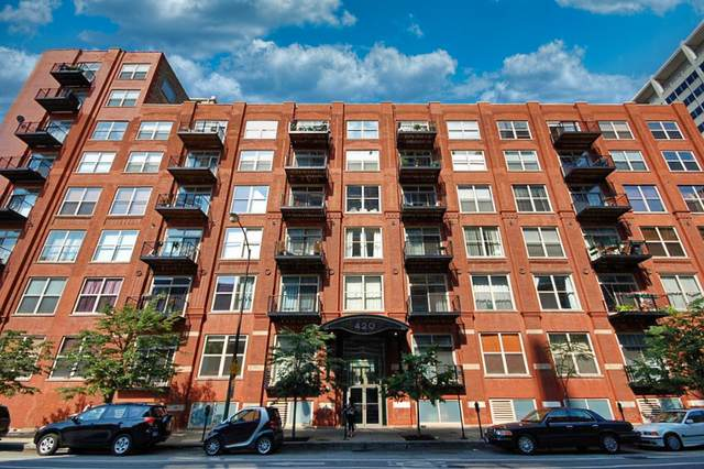 420 S Clinton Street S 614A, Chicago, IL 60607 (MLS #10847954) :: BN Homes Group