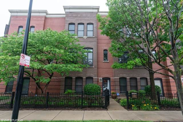 1464 S Peoria Street, Chicago, IL 60608 (MLS #10847955) :: Littlefield Group