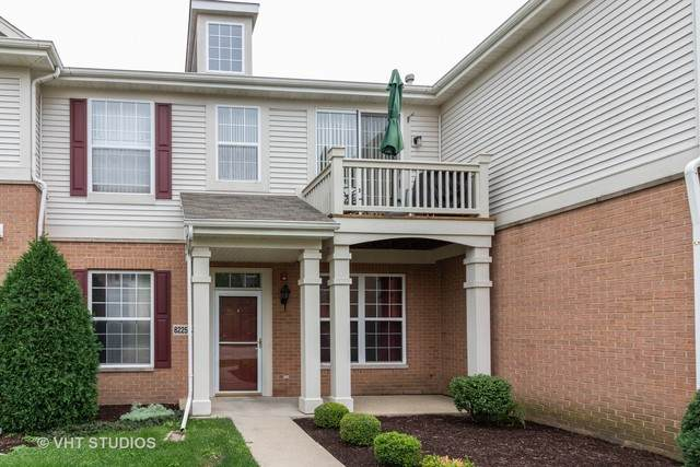 8225 Concord Lane G, Justice, IL 60458 (MLS #10848090) :: The Wexler Group at Keller Williams Preferred Realty