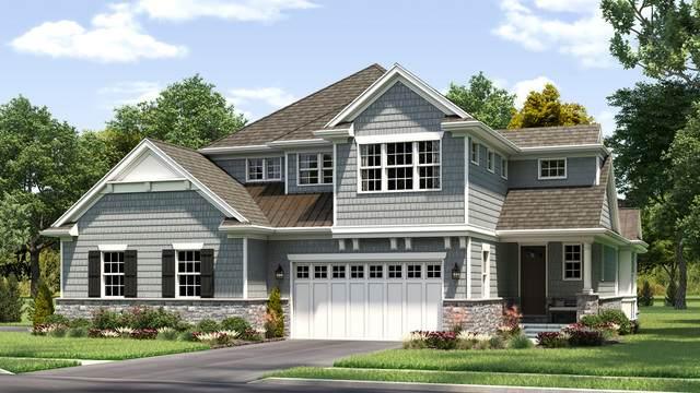 544 Hannah Lane 740-035, Hinsdale, IL 60521 (MLS #10848151) :: John Lyons Real Estate