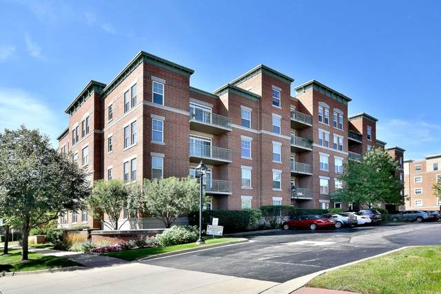 132 W Johnson Street #503, Palatine, IL 60067 (MLS #10848284) :: The Wexler Group at Keller Williams Preferred Realty