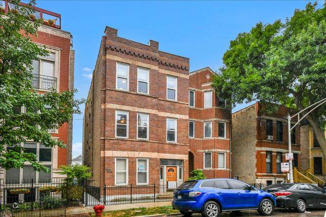 826 N Hermitage Avenue, Chicago, IL 60622 (MLS #10848470) :: Janet Jurich