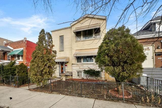 5215 S Artesian Avenue, Chicago, IL 60632 (MLS #10848558) :: Helen Oliveri Real Estate