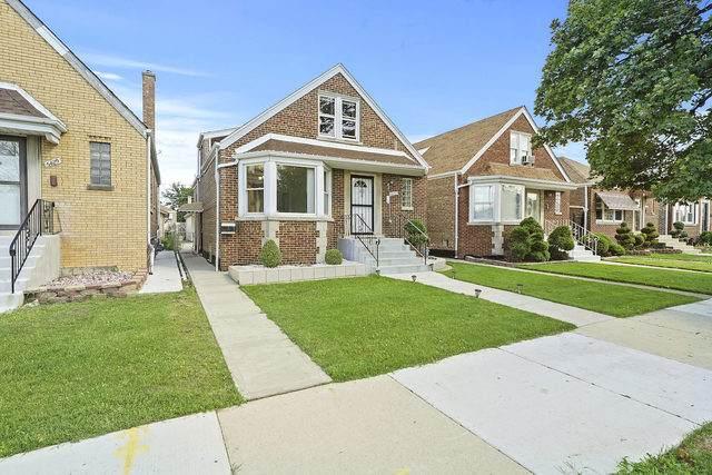 5433 S Springfield Avenue, Chicago, IL 60632 (MLS #10848575) :: John Lyons Real Estate