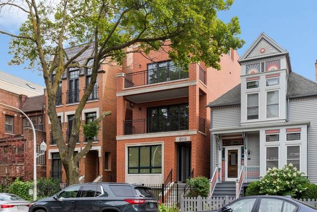 919 W Wrightwood Avenue #2, Chicago, IL 60614 (MLS #10848607) :: The Wexler Group at Keller Williams Preferred Realty