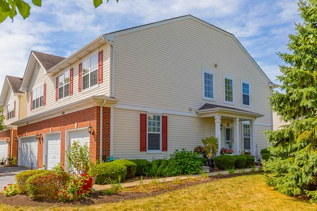 1902 W Crestview Circle #1902, Romeoville, IL 60446 (MLS #10848688) :: John Lyons Real Estate