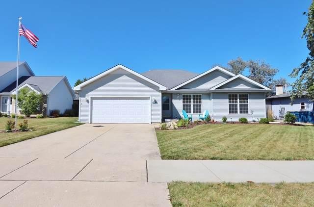5674 W Roosevelt Street, Monee, IL 60449 (MLS #10848751) :: John Lyons Real Estate