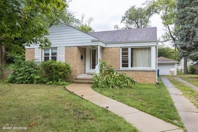 520 Kemman Avenue, La Grange Park, IL 60526 (MLS #10848752) :: John Lyons Real Estate