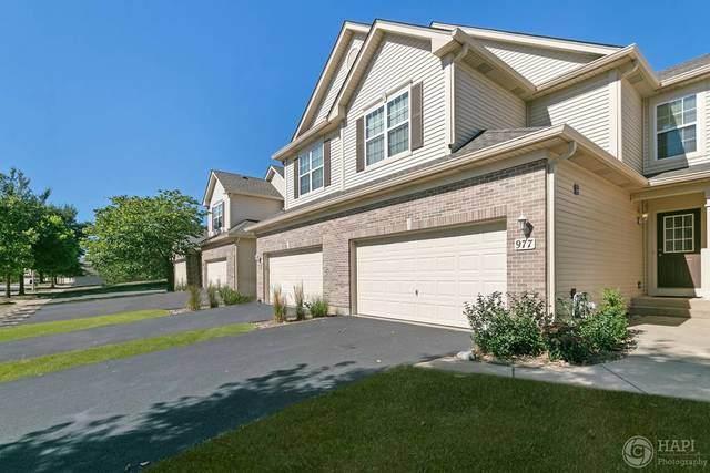 977 Oak Ridge Boulevard, Elgin, IL 60120 (MLS #10848791) :: John Lyons Real Estate