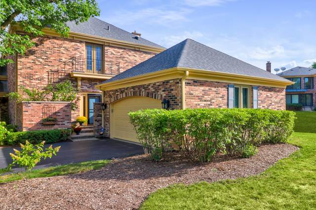 7 The Court Of Harborside, Northbrook, IL 60062 (MLS #10848886) :: John Lyons Real Estate