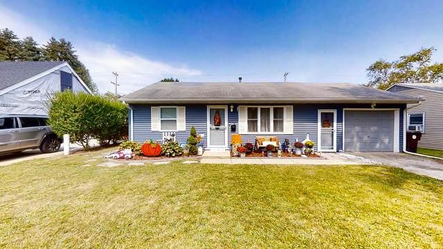 1137 Briarcliff Drive, Rantoul, IL 61866 (MLS #10848968) :: Ryan Dallas Real Estate