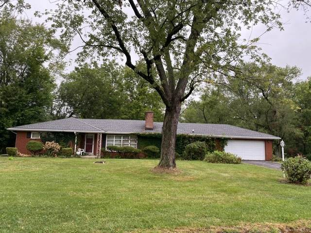 805 Exmoor Road, Olympia Fields, IL 60461 (MLS #10849210) :: The Wexler Group at Keller Williams Preferred Realty