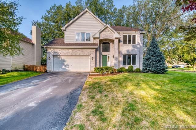 2059 Maplewood Circle, Naperville, IL 60563 (MLS #10849286) :: John Lyons Real Estate