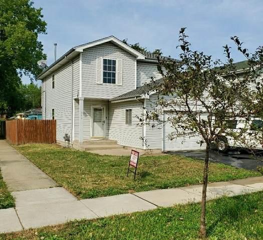 371 E 167th Street, Harvey, IL 60426 (MLS #10849297) :: John Lyons Real Estate