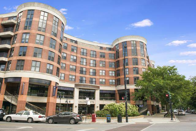 350 W Belden Avenue #609, Chicago, IL 60614 (MLS #10849486) :: The Wexler Group at Keller Williams Preferred Realty