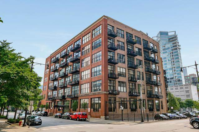 525 W Superior Street #633, Chicago, IL 60654 (MLS #10849539) :: Littlefield Group
