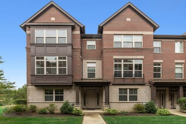 335 W Alpine Springs Drive W, Vernon Hills, IL 60061 (MLS #10849688) :: John Lyons Real Estate