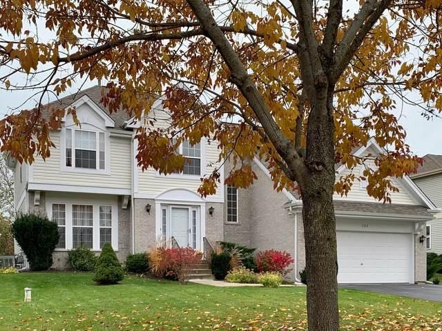 707 Brighton Circle, Port Barrington, IL 60010 (MLS #10849758) :: John Lyons Real Estate