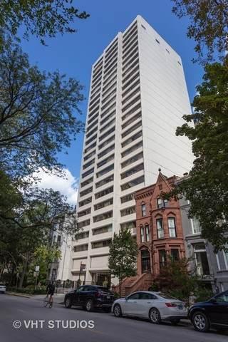 1415 N Dearborn Street 8A, Chicago, IL 60610 (MLS #10849800) :: John Lyons Real Estate