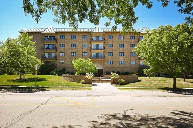 40 S Main Street 5B, Glen Ellyn, IL 60137 (MLS #10849822) :: Littlefield Group