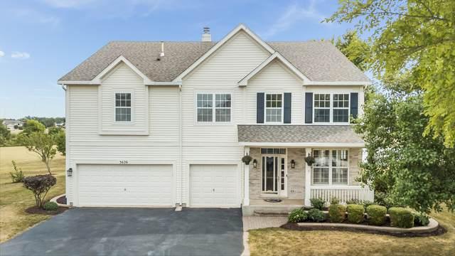 3626 Blake Street, Plano, IL 60545 (MLS #10849838) :: Helen Oliveri Real Estate
