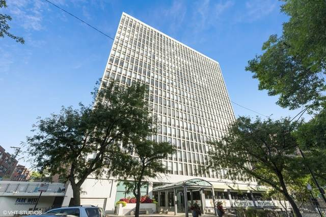 444 W Fullerton Parkway #807, Chicago, IL 60614 (MLS #10849847) :: The Wexler Group at Keller Williams Preferred Realty