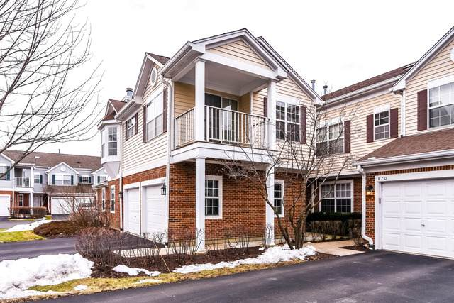 868 Lansing Court #868, Vernon Hills, IL 60061 (MLS #10849860) :: Suburban Life Realty