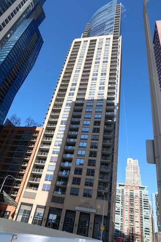 420 E Waterside Drive #907, Chicago, IL 60601 (MLS #10849883) :: The Spaniak Team