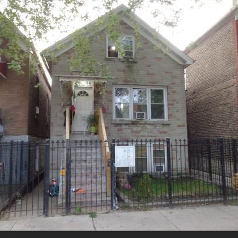 3826 S Honore Street, Chicago, IL 60609 (MLS #10849993) :: John Lyons Real Estate